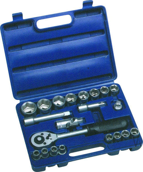 METRIC SOCKET WRENCH KIT