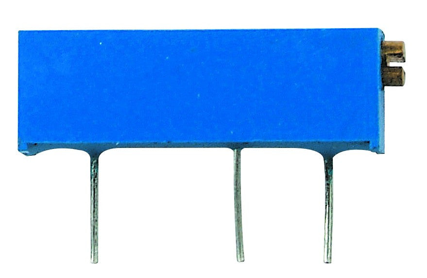 1M 25 TURN PCB MOUNT SIDE ADJUST