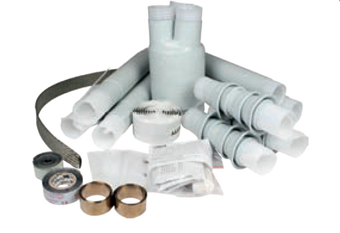 1002 LC-B INDOOR TERMINATION KIT 70 - 120mm