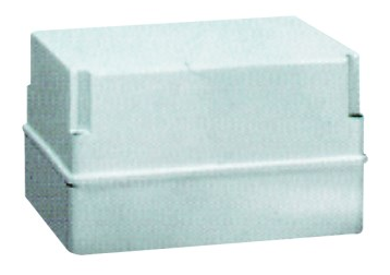 ENCLOSURE GREY LID 240x190x160 IP56