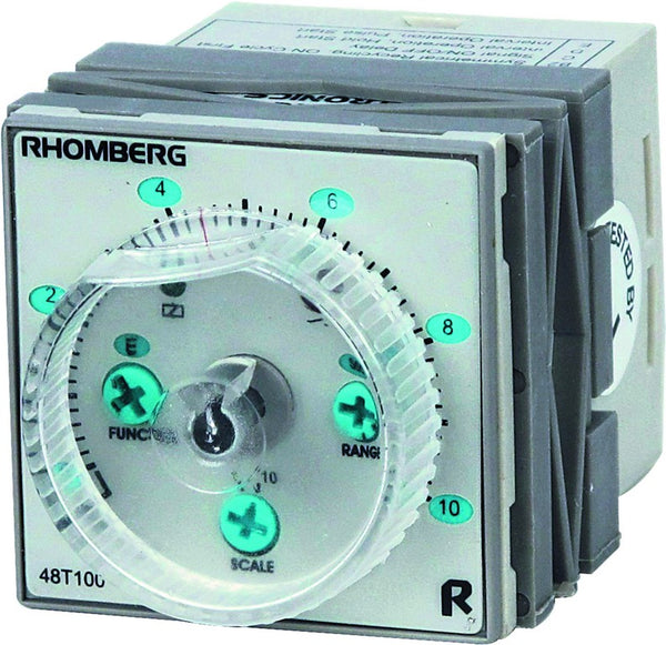 100-230AC MULTI-FUNCTION TIMER 48x48