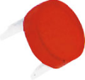 ROUND LENS RED