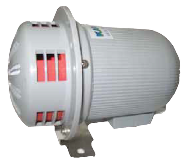 230VAC/DC MOTOR DRIVEN SIREN 500M IP45