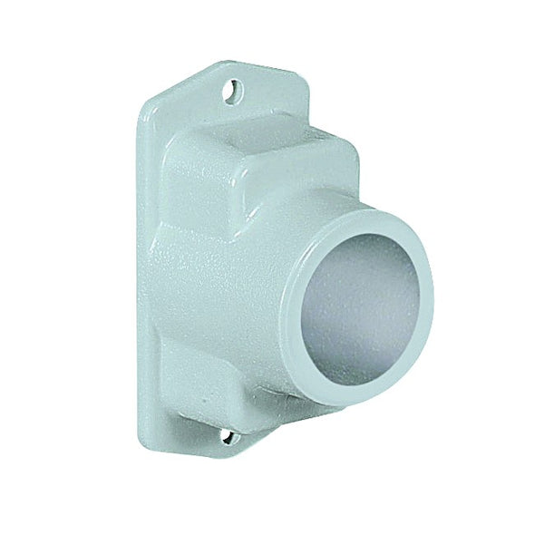ALUMINIUM RAISED FLANGE F3 M40 FOR 125A SOCKET