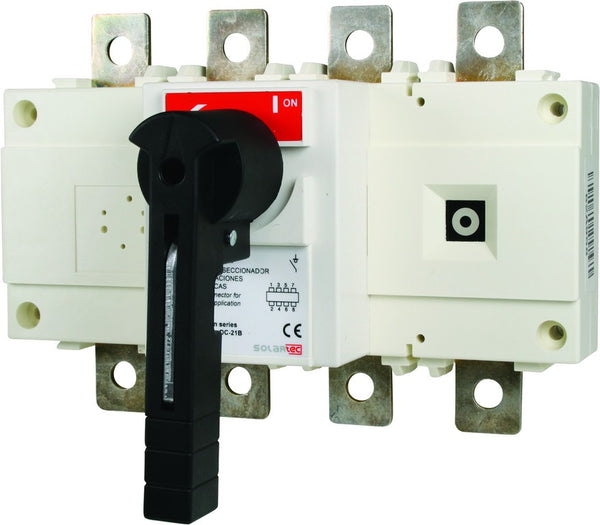 PV HIGH-RATING SWITCH DISCONNECTOR 125A 800VDC -250A SIZE