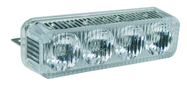 10-30VDC LED MODULE (4 X 1WATT)/AMBER/FOR 601 & 810-1 SERIES