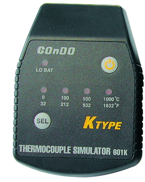 K TYPE THERMOCOUPLE CHECKERS