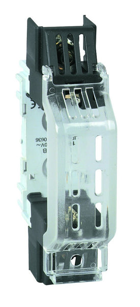 SIZE 1 1 POLE DIN FUSE BASE IP20 660V