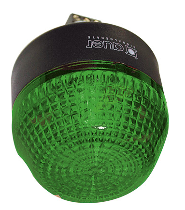 24VAC/DC 65mm GREEN BEACON STEADY/FLASHING IP65