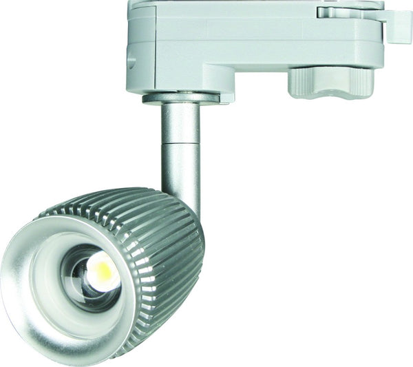 230VAC COOL WHITE 2-WIRE ADJ. FOCUS LED TRACK LIGHT 3W