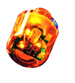 12VAC/DC CONTINUOUS LED AMBER
