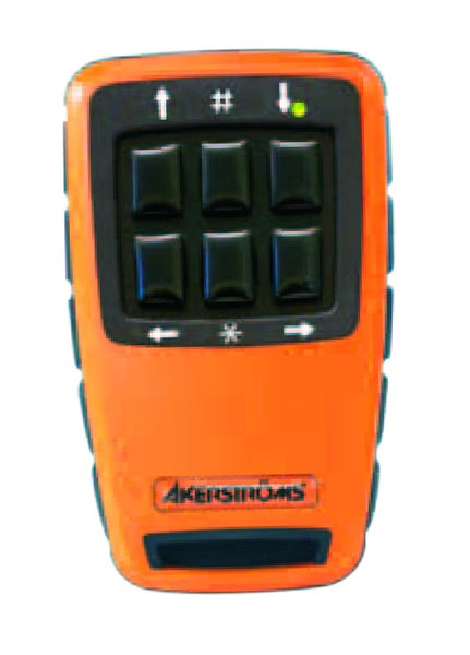 SESAM 800 MOBILE 6 BUTTON CONFIGURABLE BLANK TRANSMITTER