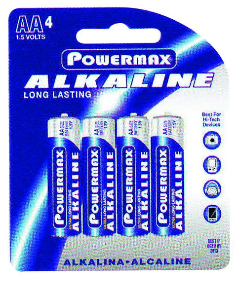 BATTERY AA 1.5V (PACK OF 2)