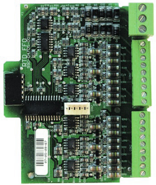 EMX3 RTD/GROUND FAULT EXPANSION CARD