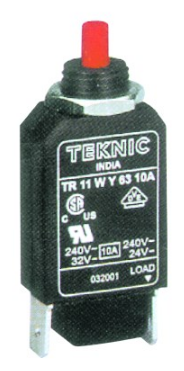 15A 230V MINIATURE CIRCUIT BREAKER