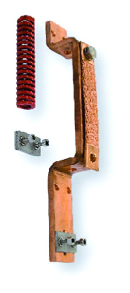 WIRE COMPENSATOR WITH SPRING