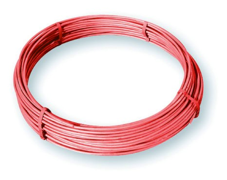 SOFT COPPER EARTH WIRE DIA8MM 50MM2 /M