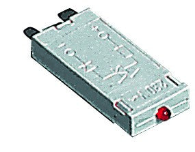 110-230VAC/DC LED MODULE FOR RELAYS