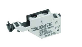 ALARM CONTACT HD 1 N/O FOR 125-630A TB2 MCCB