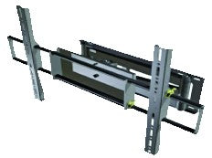 "WALL MOUNTING BRACKET, ARTICULATED, 42"" - 60"" SCREEN"