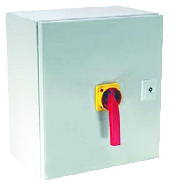 200A 3-POLE ENCLOSED CHANGEOVER SWITCH IP65