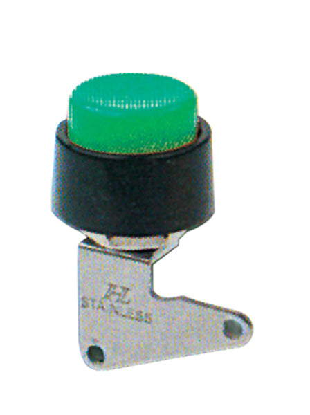 PUSHBUTTON GREEN FOR VS15P01C MICRO SWITCH