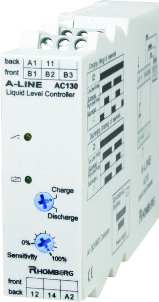 12VAC DP LIQUID LEVEL CONTROL RELAY