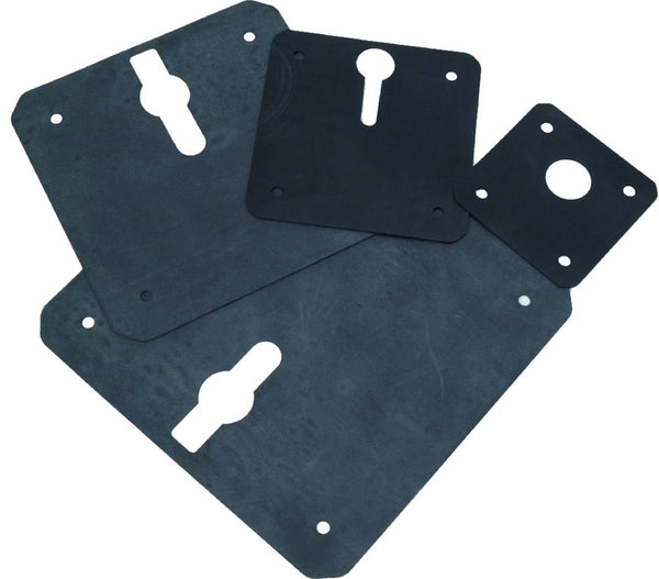 FLAT GASKET FOR MOUNTING SIZE 3 Q BEACON