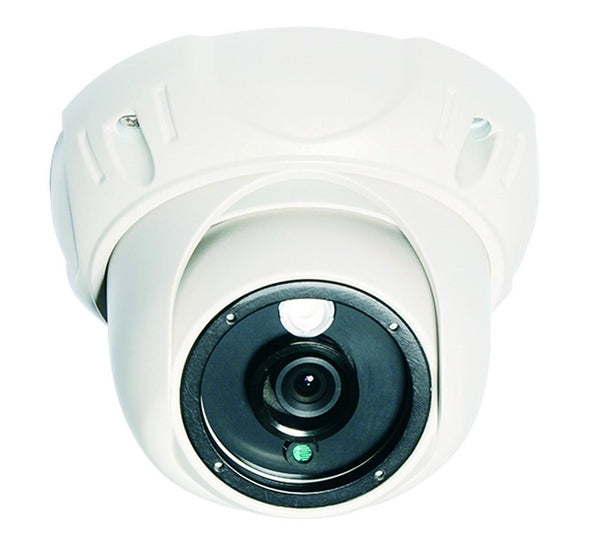 DOME CAMERA CMOS,IRC, 3.6MM LENS, RANGE 20M, IP66