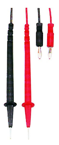 TEST PROBES (RED & BLACK PAIR)
