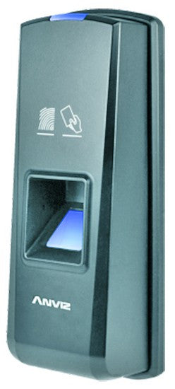READER/ACCESS CONTROL,FP,CARD,MAX FP 2000,TCP/IP,RS485,Mini