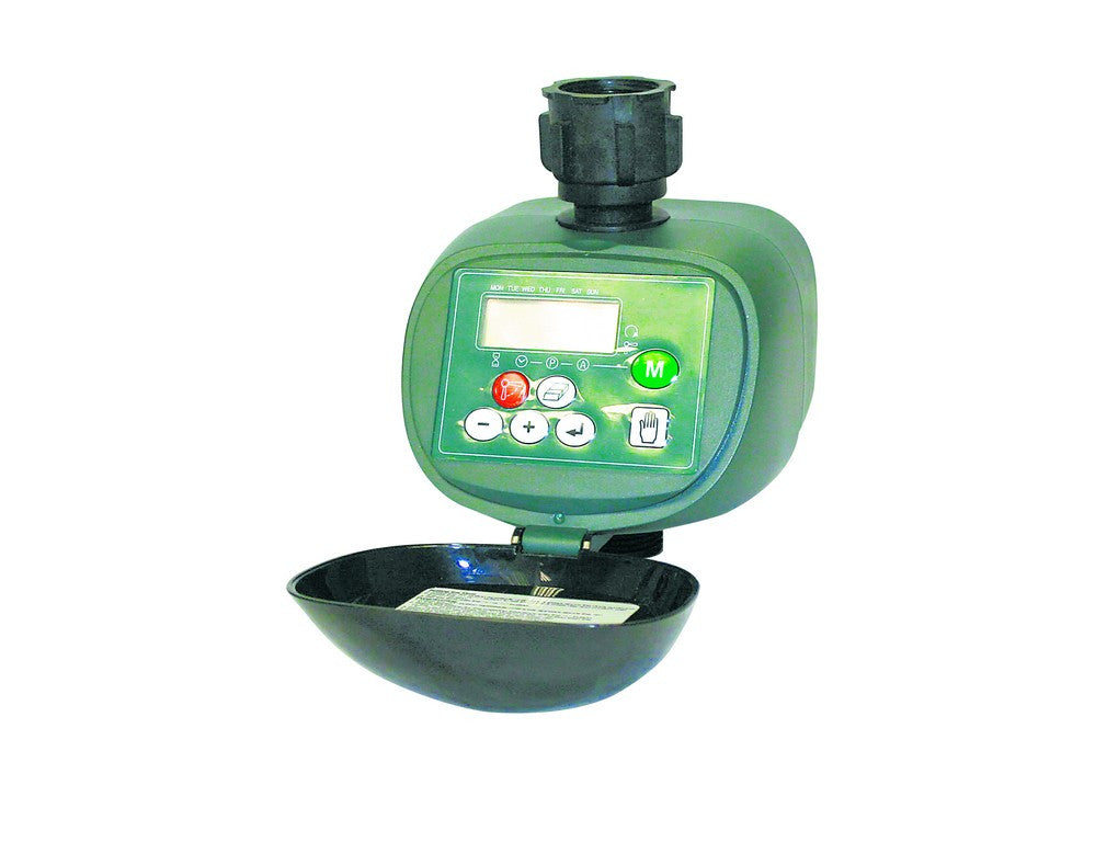 IN-LINE WATER TIMER DIGITAL 7DAY