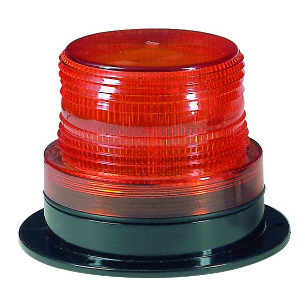 RED STROBE FOR FORK LIFT 12-80VDC