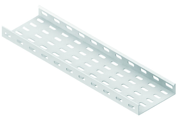 PERF. CABLE TRAY,40MM(H),200MM(W),1MM(TH),GALV. /3M