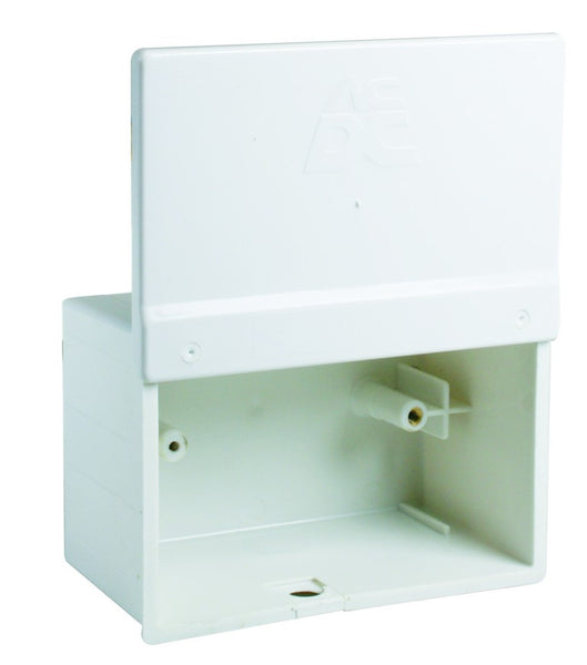 PVC OUTDOOR UTILITY BOX -SINGLE SOCKET