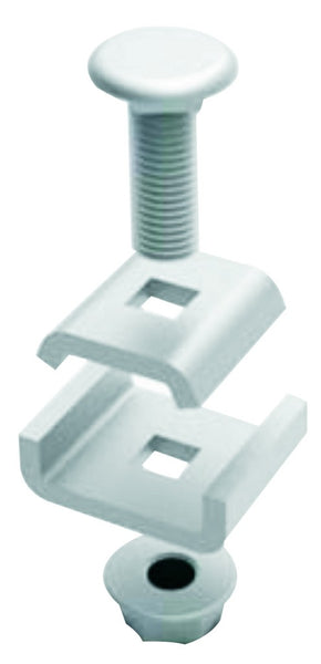CABLE TRAY CLAMP SET(M6 CAPTIVE NUT) /10
