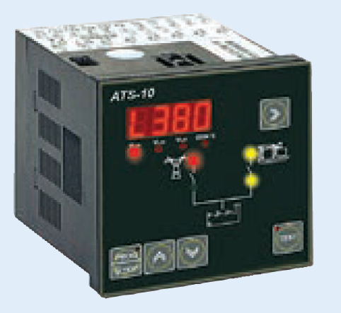 AUTOMATIC TRANSFER CONTROLLER 12-24VDC