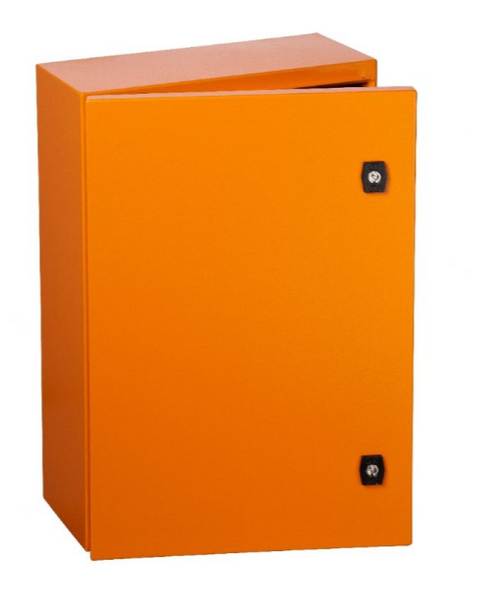 ATEX ENCLOSURE M/S ELECTRIC ORANGE 400x400x200