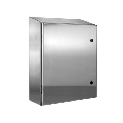 ATEX ENCLOSURE 304L STAINLESS 400x400x200