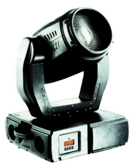 575W MOVING HEAD COLOUR WASH LIGHT