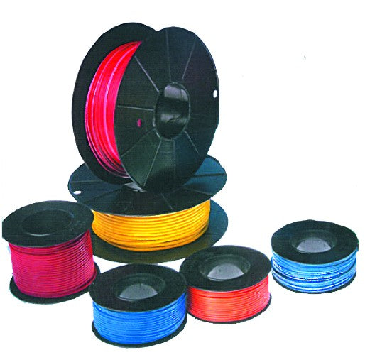 4.00MM ORANGE AUTOMOTIVE WIRE /30M