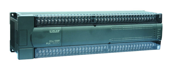 AX2N PLC WITH 32 X  DIGITAL INPUT,32 X OUTPUT RELAY,24VDC PO