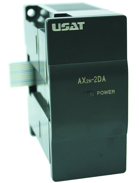 EXTENSION UNIT,4 INPUTS,4 RELAY OUTPUTS,FOR AX2N