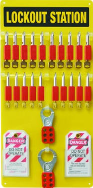 20-WAY LOCK BOARD KIT