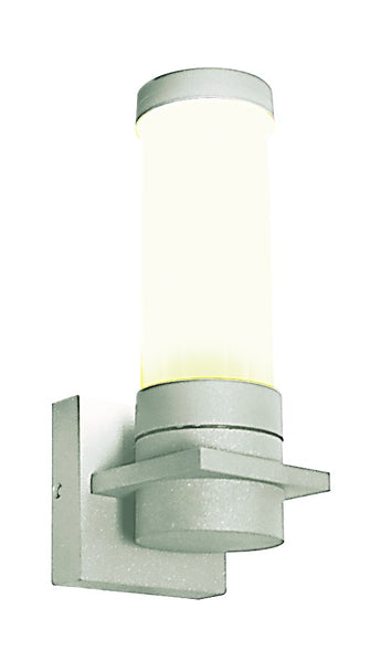 ALUMINIUM 230V E27 11W SPOTLIGHT FITTING IP54