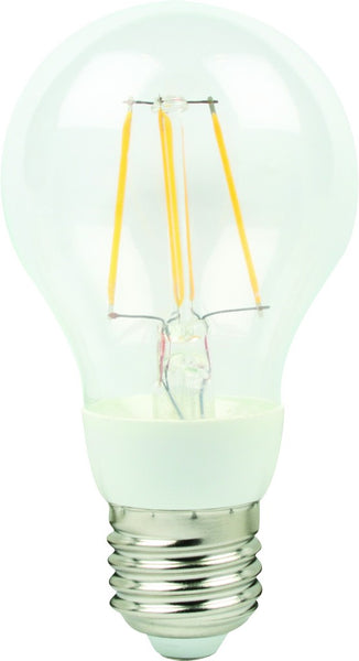 6W LED BULB E27 BASE COOL WHITE