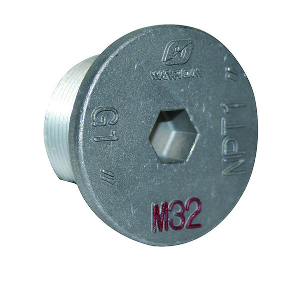 50MM EX.PROOF STOPPER PLUG 20MM LONG