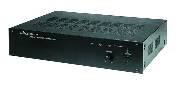 8A 120W RMS BOOSTER AMPLIFIER