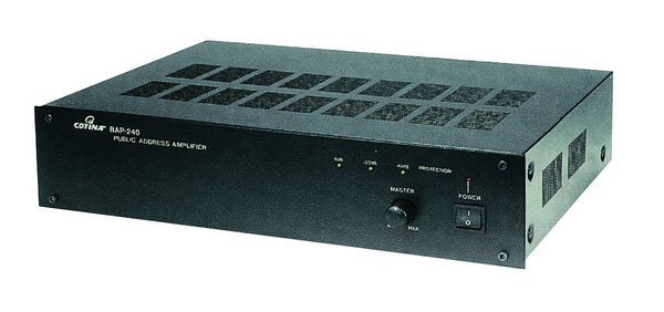 15A 240W RMS BOOSTER AMPLIFIER
