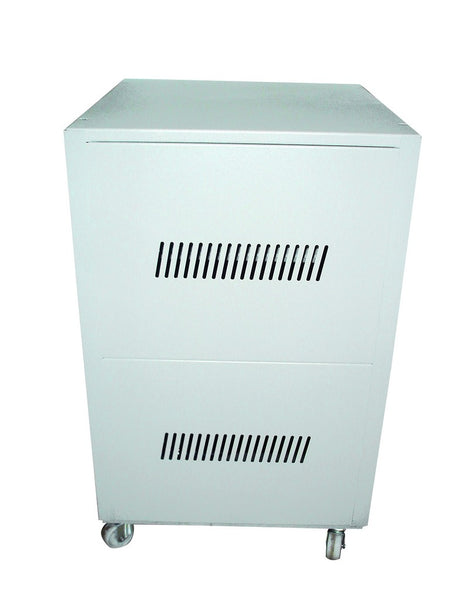 BATTERY CABINET A SERIES C/W WHEELS 4 LAYER 950X455X1360